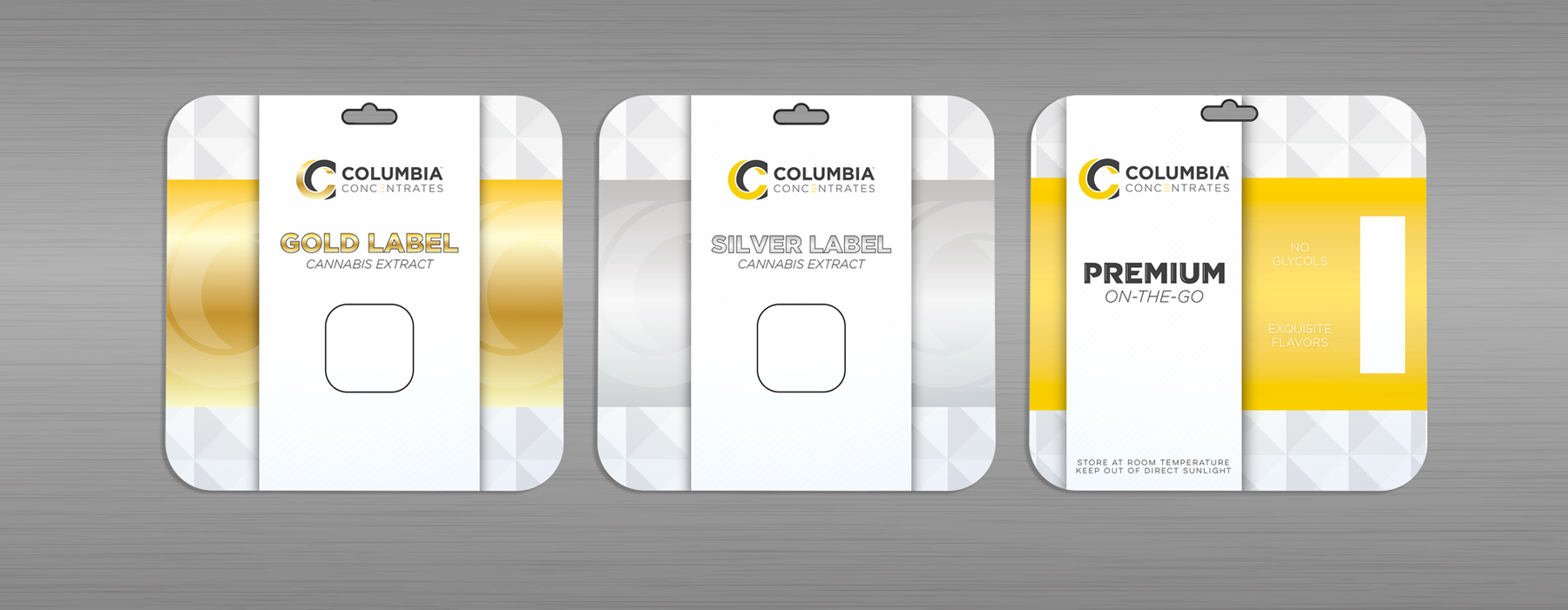Columbia Concentrates Labeling
