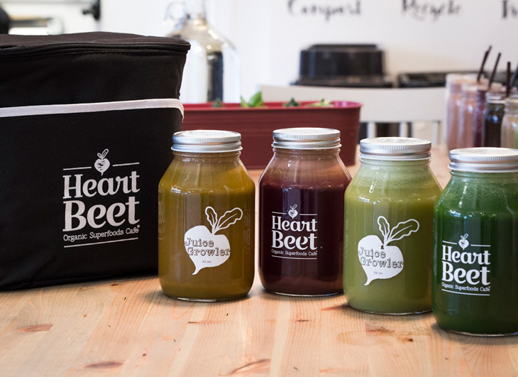 Heartbeet Featured Project Branding