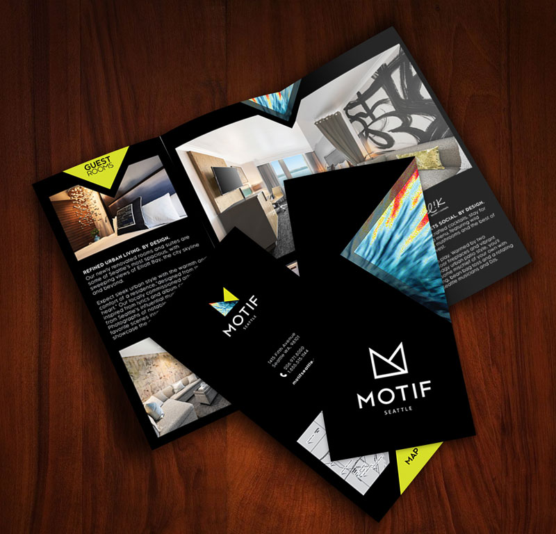 Motif Featured Project Branding