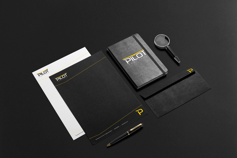 Pilot Featured Project Branding