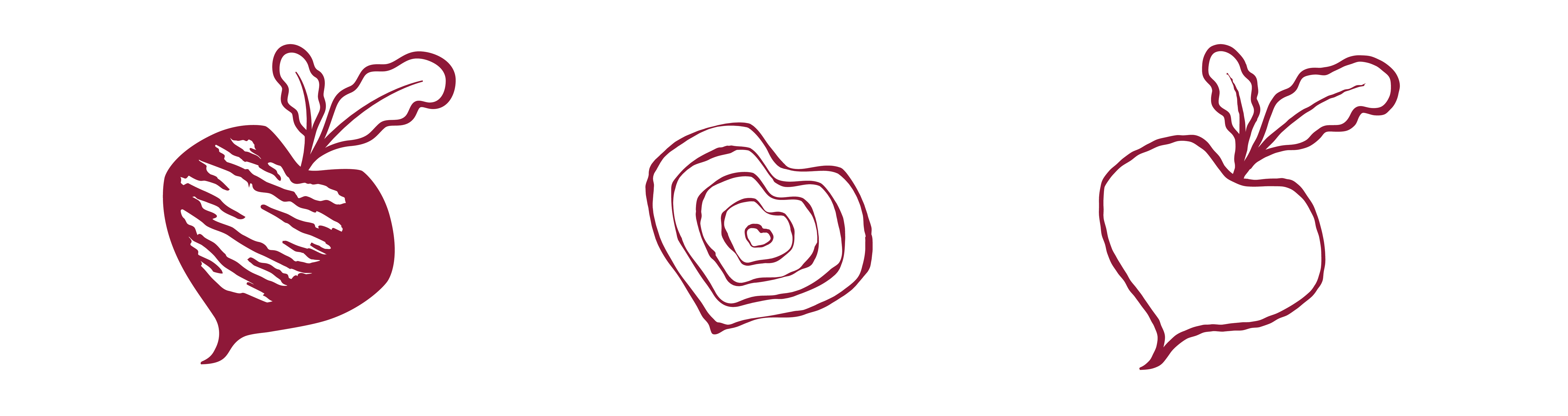 Heartbeet Icons
