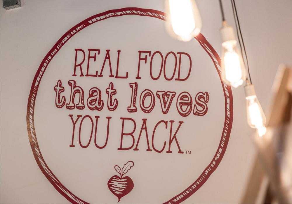 Heartbeet Wall Decal